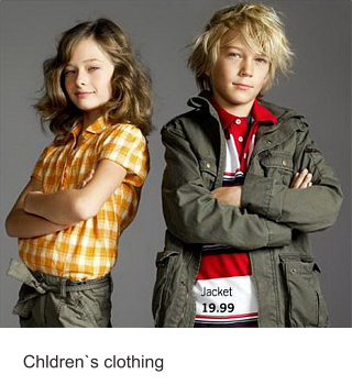 Children`s clothing